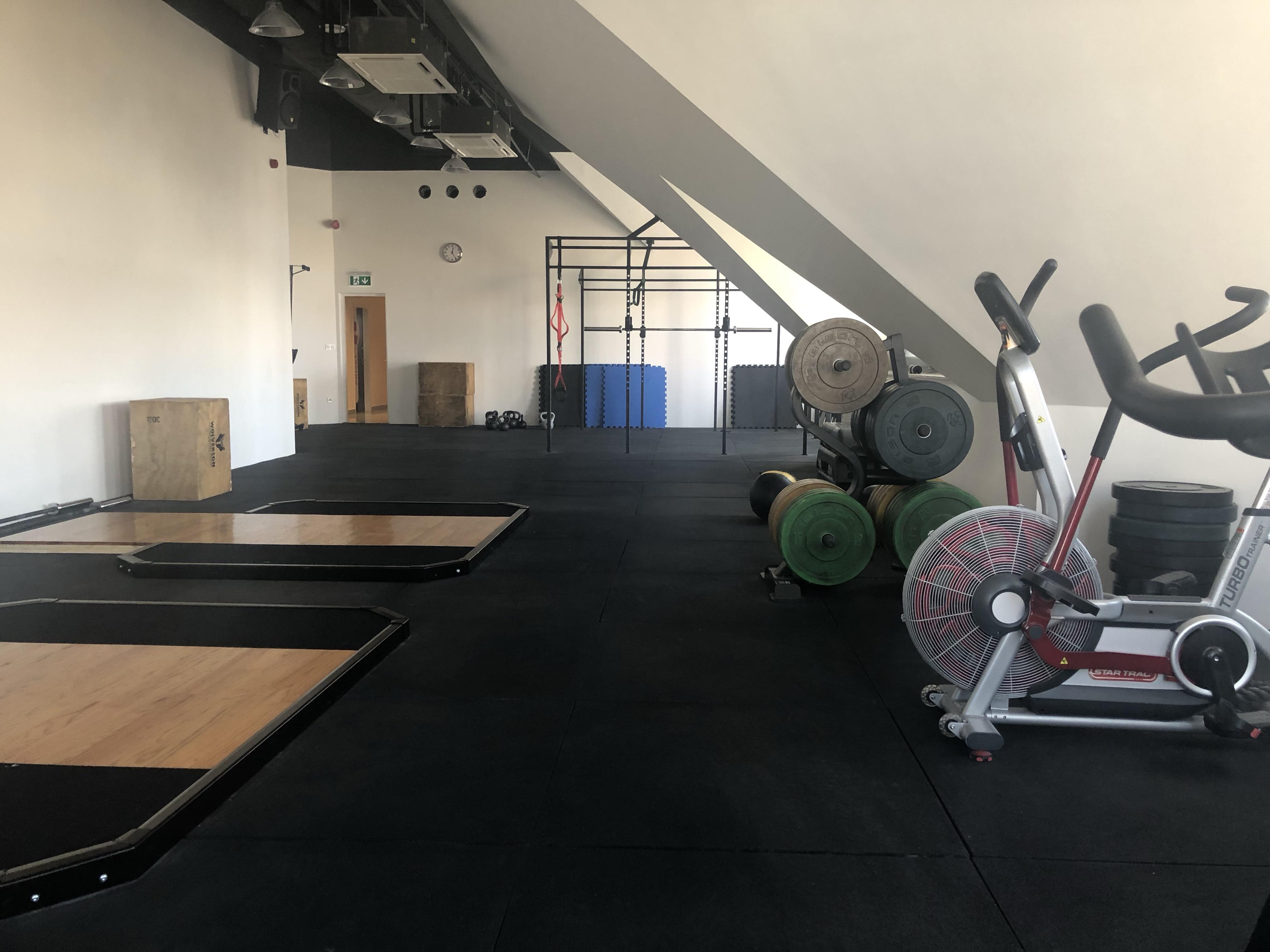 Eddz Open Gym termünkben!