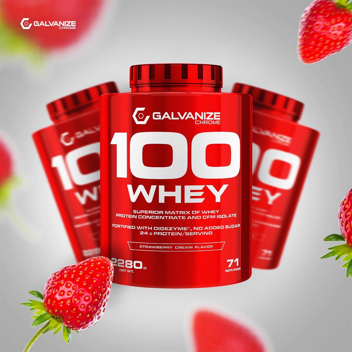 Új termékek: Galvanize Nutrition
