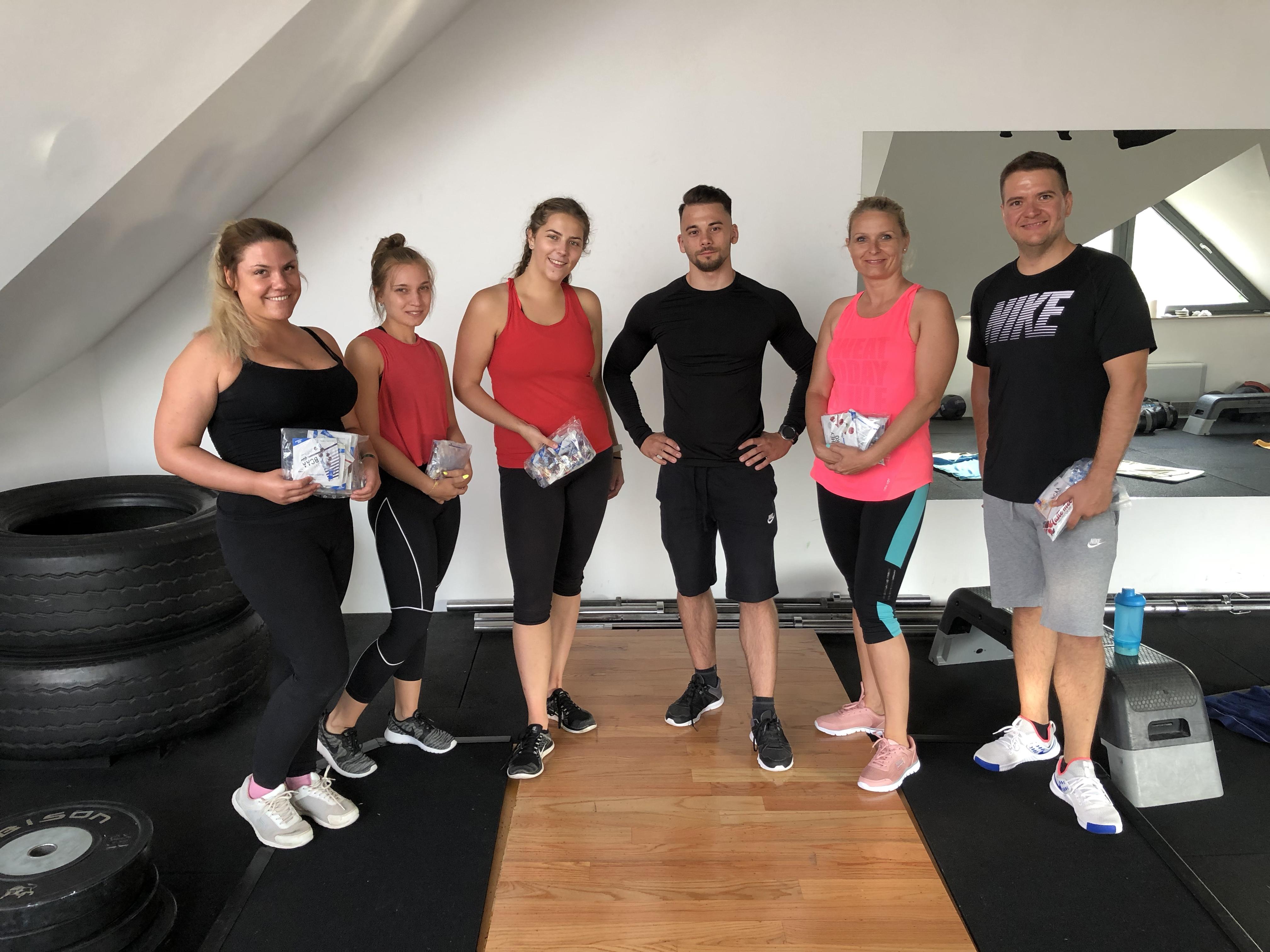 Summer Body Challenge – Állapotfelmérés