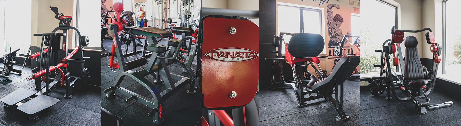 Új Panatta gépek érkeztek az SXL Fitness Fogarasiba!